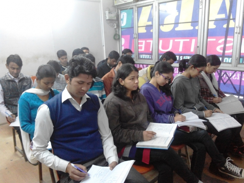 SET Law Coaching Classes in Delhi