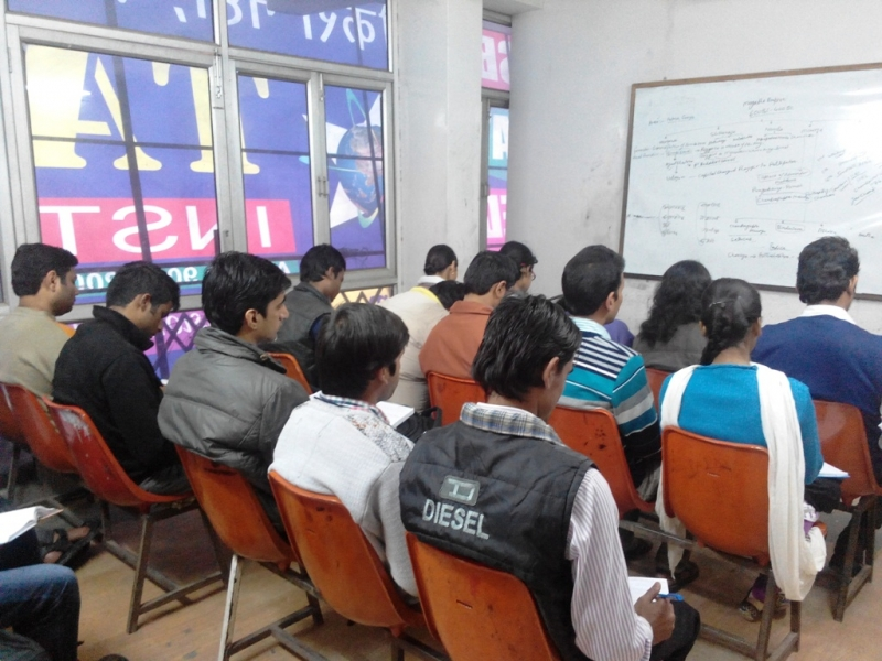 DU LLB Coaching in Delhi