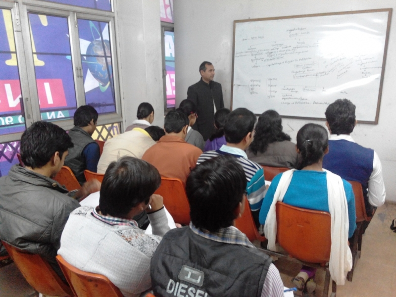 NLU Coaching Classes in Delhi