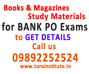 Books & Magazines for Bank PO Exams