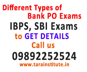 Different Types of Bank PO Exams