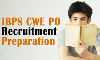 IBPS CWE PO Recruitment