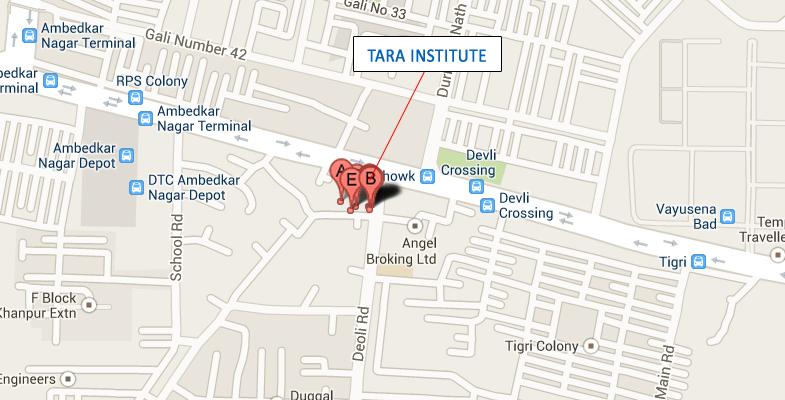 Tara Institute Khanpur Delhi