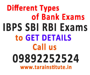 Types of Banking Exams