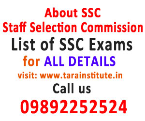About Staff Selection Commission