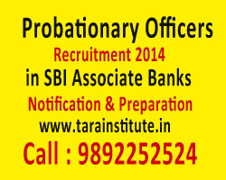 Probationary Officers Recruitment in SBI Associate Banks