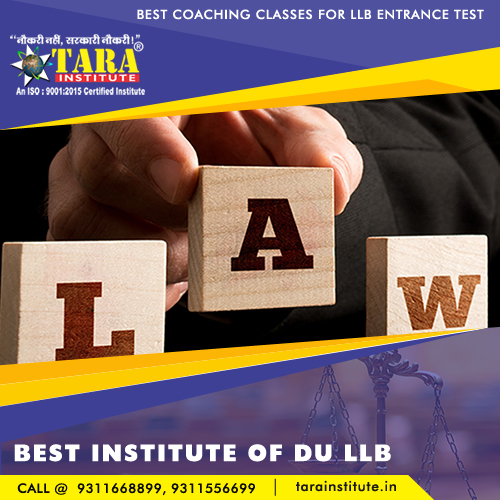 LLB Entrance Coaching in Delhi