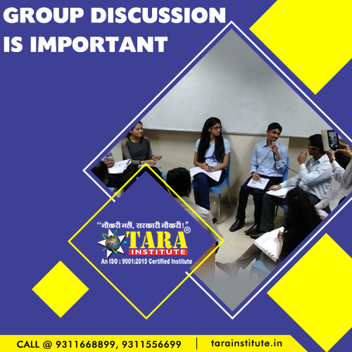Why Group Discussion is important
