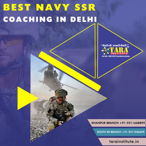 Navy SSR Coaching in Delhi