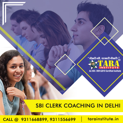 SBI Clerk Coaching in Kolkata