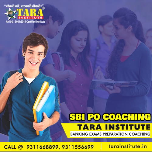 SBI PO CLERK coaching