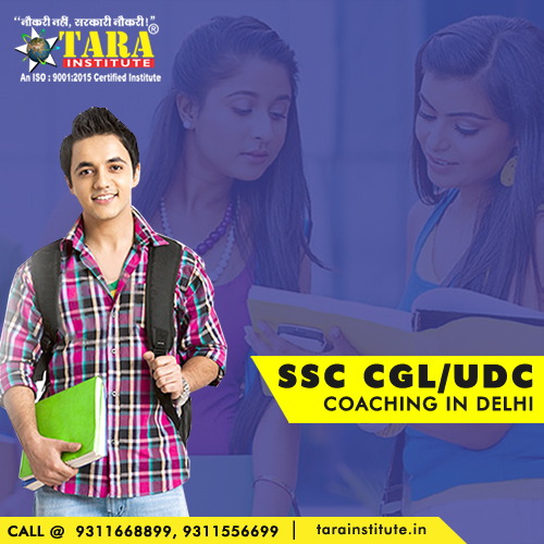 SSC CGL coaching in South Ex