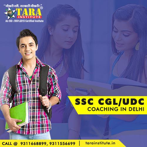 SSC CGL Coaching in Delhi