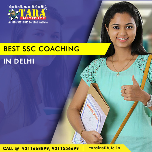 SSC coaching classes