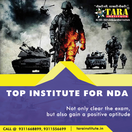 NDA Coaching Institute in South Ex