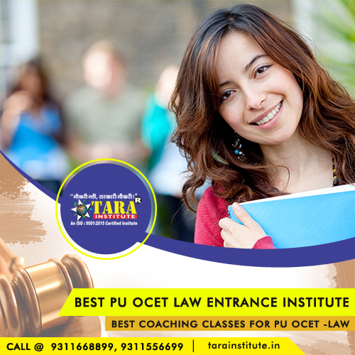 PU OCET LAW